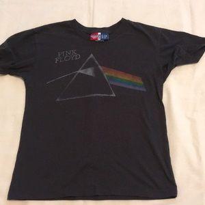 2/$15 Boys Pink Floyd T-shirt Gap M Dark Side Moon